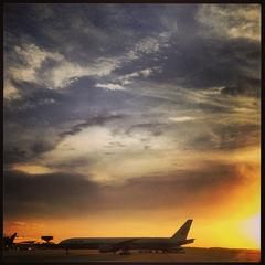 Photo taken at George Bush Intercontinental Airport (IAH) by Martin L V. on 7/22/2013