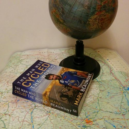 Book review ~ The Man Who Cycled the World