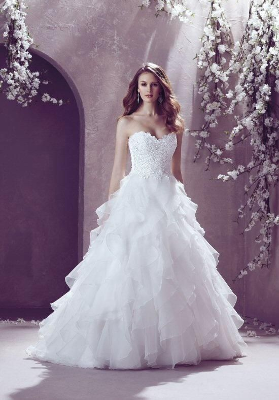 10 best Mikaella Wedding Collection images on Pinterest | Wedding ...