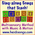 great music and songs that teach!