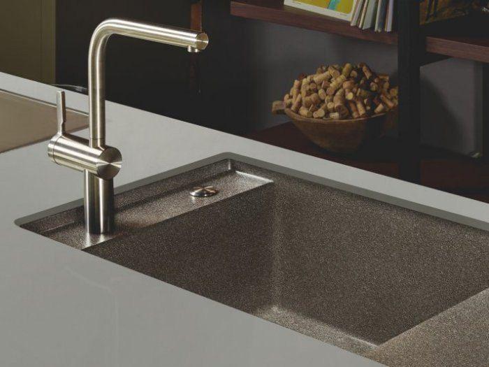New Franke Fragranite Super Metallic Sink Range Lavelli Grigio Cucine