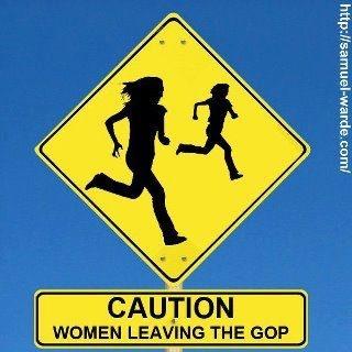 Seen outside DNC headquarters....: Women S, Women Leaving, American Woman, Caution, Political Views, Political Engagement, Liberal Politics