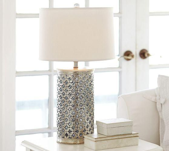Best 25+ Silver table lamps ideas on Pinterest | Silver lamp ...