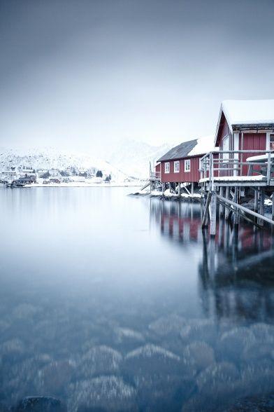 Lofoten in Blue | by Ewen Bell: Things Norwegian, Design Inspiration, Norge Rundt, On And, Blue, Norwegian Places, Beautiful Sites, Beautiful Country Norway, Noorwegen Norway