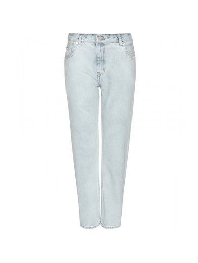 Pop Cropped Jeans