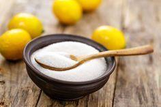 Acido citrico, quando e come usarlo.