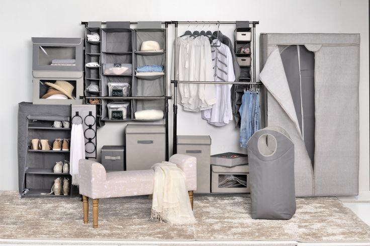Closet, Arrumação'16