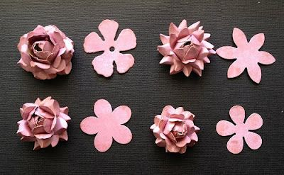 Paper Flower Tutorial ~ Storm Scraps ~ lots of detailed pictures and directions!