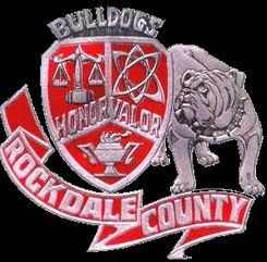 I plan on graduating from Rockdale County High School in 4 months.
