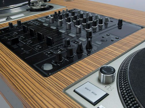 Elegant Beautifully Crafted DJ Furniture By Duelsf