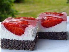 Zkuste tento božský koláč s jahodami, připravený za 20 minut