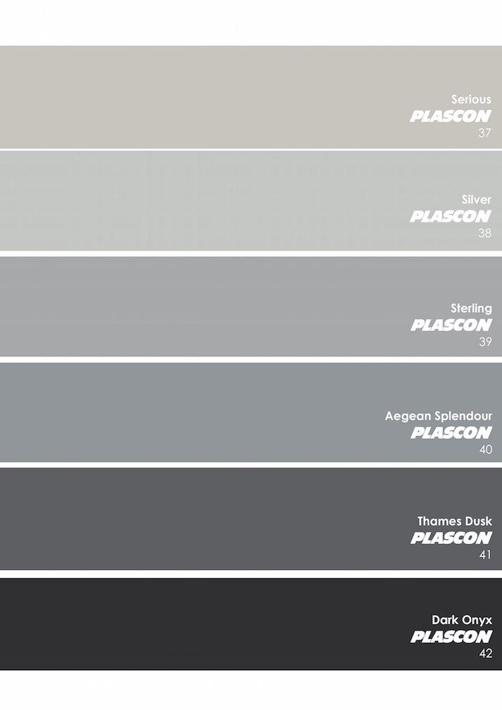 Plascon Essential Collection The Neutrals Greys Plascon Trends Colour Pinterest