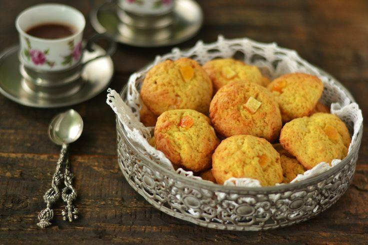 Orange and cinamon cookies