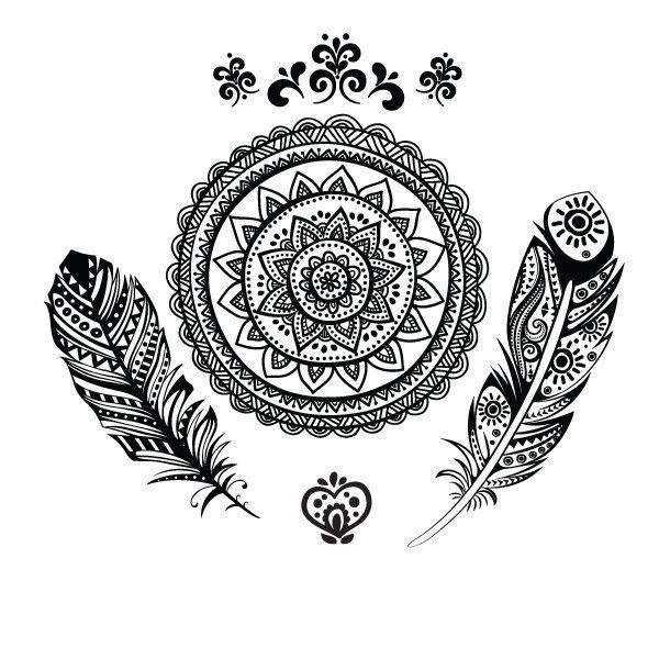 mandala tattoos - Szukaj w Google
