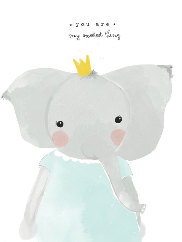 Tembo via catita Illustrations . Click on the image to see more!