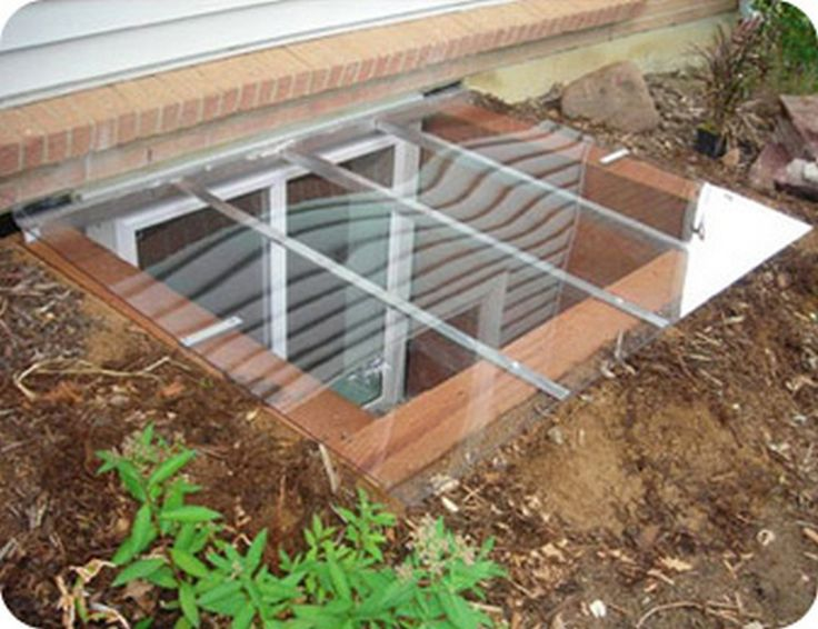 how to build a window well cover
