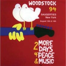 That I went to Woodstock 94