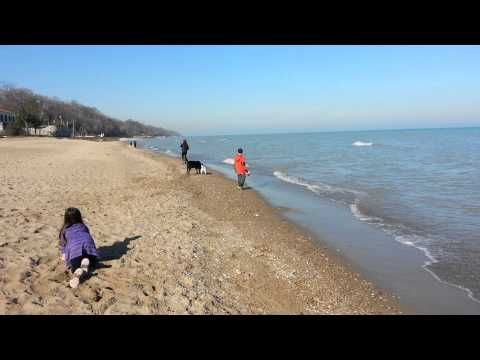 Glencoe beach weekend - YouTube