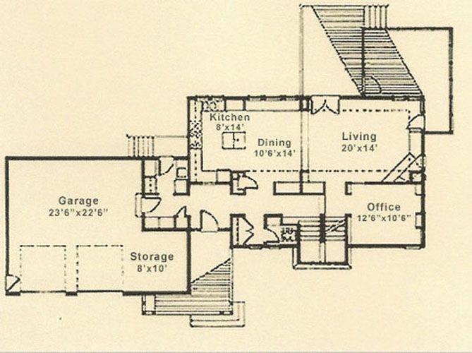 31 best Sarah Susanka Plans images – Not So Big House Floor Plans