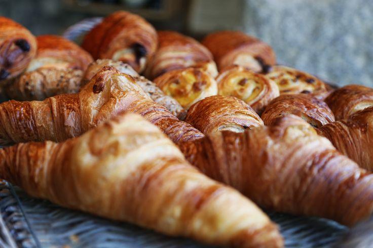 Paris Avenue - Croissant au beurre de Bretagne