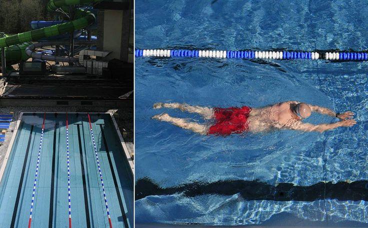 Specjalnie dla Was otworzyliśmy kolejny basen zewnętrzny - #basen sportowy! #pool #sport #chocholowskietermy