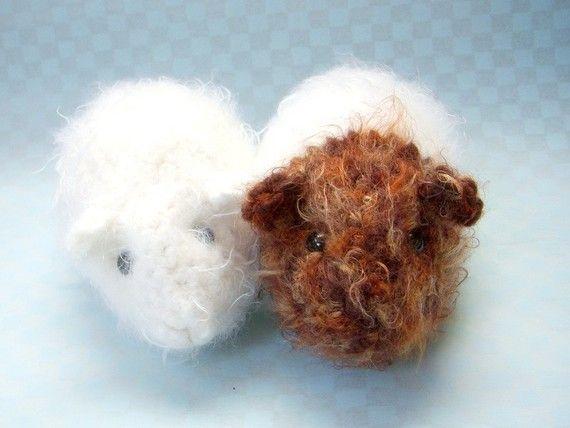 Crochet Amigurumi Guinea Pig : 17 Best images about Art Project Ideas on Pinterest ...