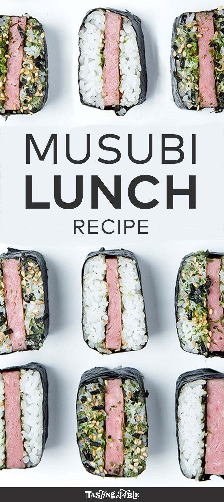 Master the art of making Spam musubi, Hawaii's sushi-lunch meat mash-up.