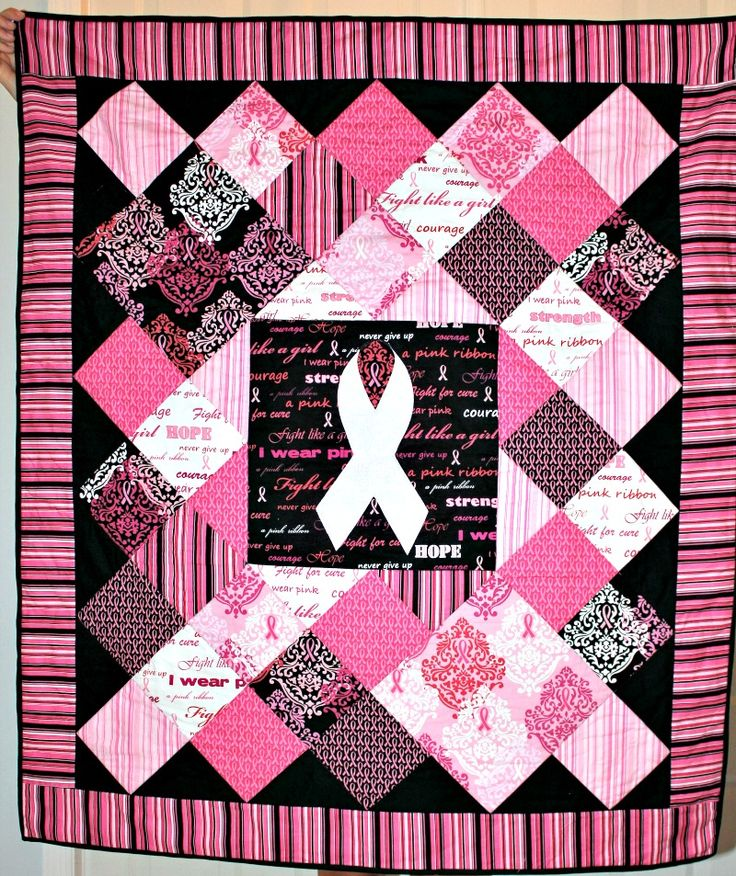 1000 images about breast cancer quilt idea 39 s on pinterest for Front door quilt pattern