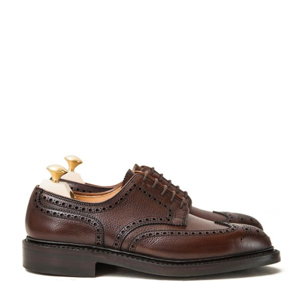 crockett and jones pembroke dark brown full grain - Sök på Google