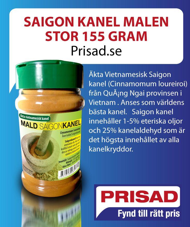http://prisad.se/saigonkanel-mald-155-gram.html