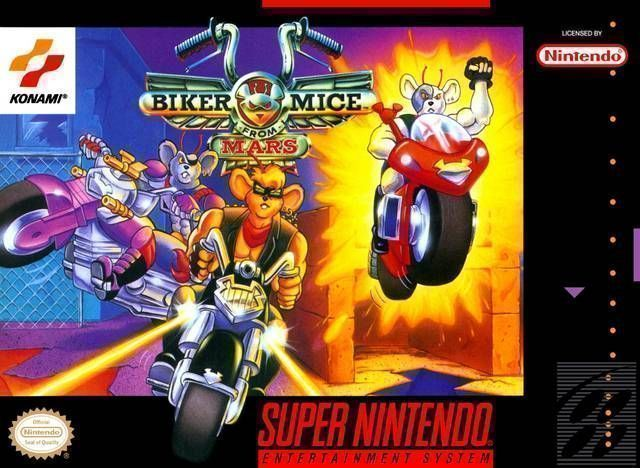 Download the Biker Mice from Mars SNES ROM | SNES Roms