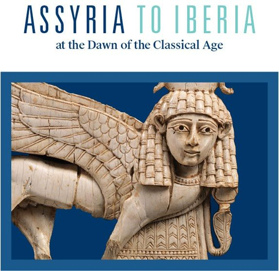 Assyria to Iberia at the Dawn of the Classical Age | The Tretyakov Gallery Magazine