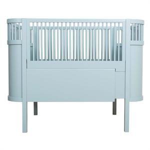 Populær Lille Per seng i flot pastel blå fra Sebra . Kili