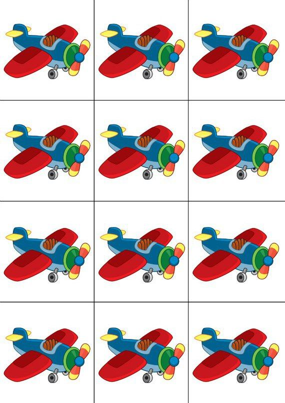 Imágenes coloridas para imprimir, plastificar y recortar. Podemos hacer cuentas o hacer las secuencias. Mírame y aprenderás en Facebook