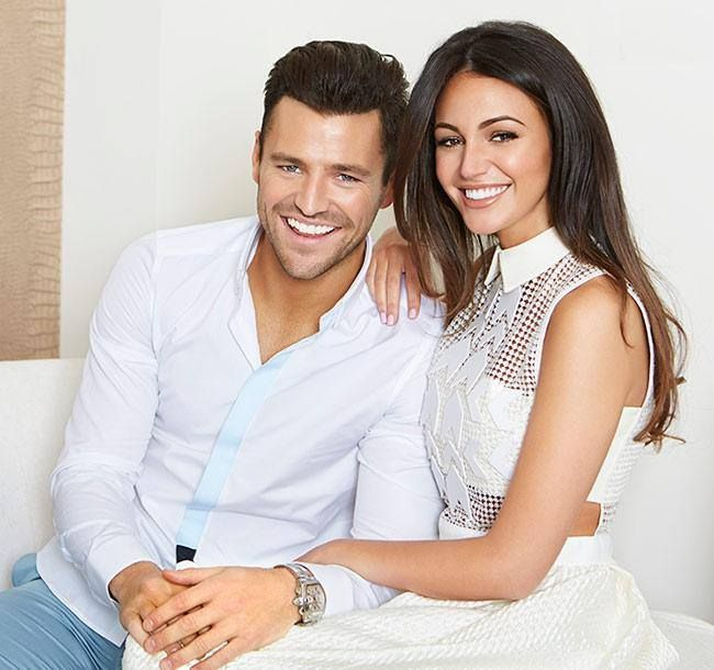 Congratulations to Mark #Wright and Michelle #Keegan - they've married!
