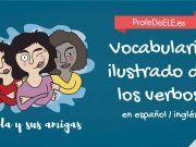 Vocabulario de los verbos en español (del 1 al 20)