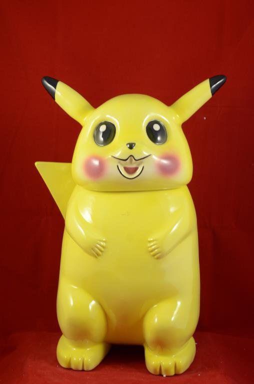 Pikachu Cookie Jar By Jd James Prototype Cookie Jars