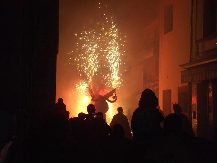 Argentona: festa major d'hivern (2011)