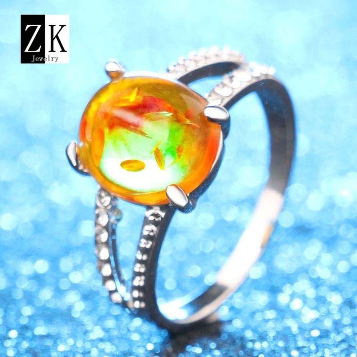 Мода кольцо для подражания янтарный овальные камни женщин 2016 старинные шарм посеребренная ювелирного любви обручальные кольца зк бренд Z0061