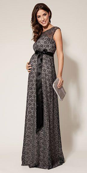 Vestidos de festa para grávidas | Macetes de Mãe