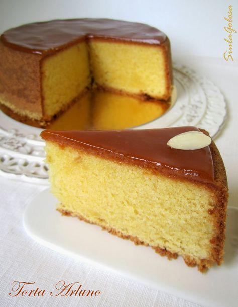 Siula Golosa: Torta Arluno di Iginio Massari - Non solo zucchero 1