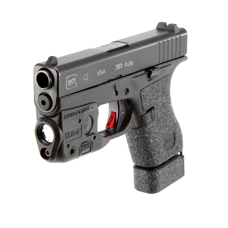 Streamlight TLR-6 Trigger Guard Light/Laser for Glock 42 and 43 ...