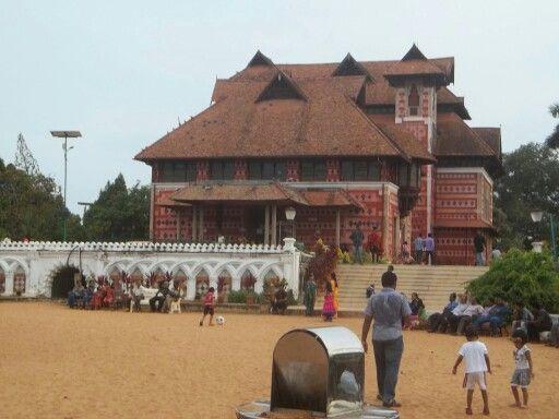Napier Museum , Trivandrum