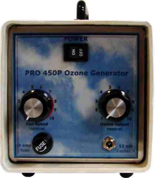 """DC PRO 950 ozone generator.  THE machine to Kill Mold and clean air.  5 year guarantee!  variable speed, variable ozone output, quiet.  I'm very happy with this machine.  http://www.o3ozone.com/ozone_generators_air_purifiers/ozone_generators_air_water_purifiers/dc_pro_970_ozone_generator.htm#  Note: government regulator authorities (see internet) issue warnings regarding exposure of high levels of ozone, (which is why these machines are sold for the purpose of """"shock treatment""""…"""