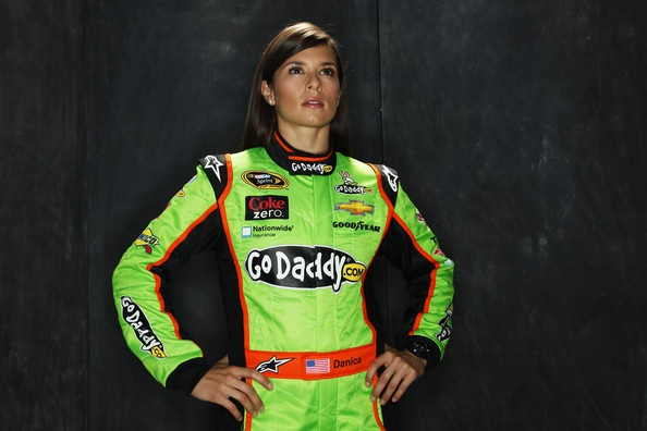 Danica Patrick Photo - 2013 NASCAR Sprint Cup Series Stylized Portraits