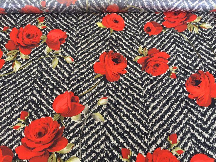 Купить D&G шелк креп- стрейч , Италия-15% - итальянские ткани, итальянский шелк