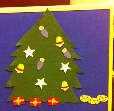 86 best Holidays: Christmas images on Pinterest | Felt boards ...