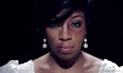 K Michelle Saving Our Daughters Domestic Violence Campaign ... Battered Women Pictures
