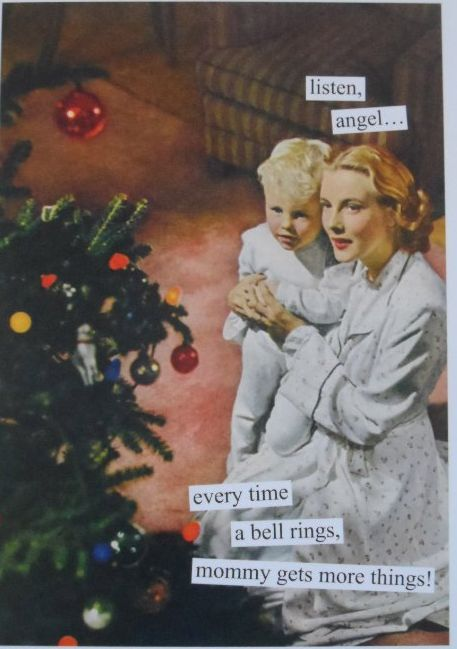 No One Gets Christmas Like Anne Taintor Women Behaving