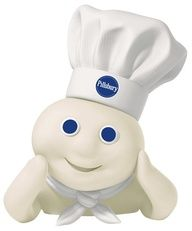 smiling pillsbury dough boy
